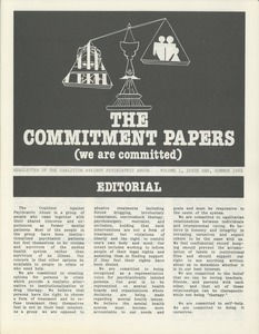 Thumbnail of Commitment papers