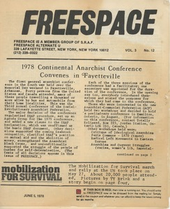 Thumbnail of Freespace vol. 3 no. 12