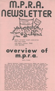 Thumbnail of Overview of m.p.r.a.
