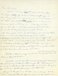 Thumbnail of Letter from Cynthia 'Kalisa' Miller to Elie Wiesel