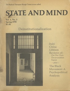 Thumbnail of State and mind vol. 6 no. 3 Spring