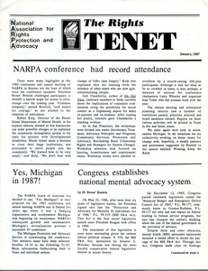 Thumbnail of The  Rights Tenet 1987 Jan.