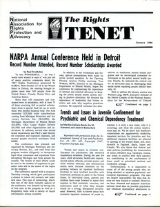 Thumbnail of The  Rights Tenet 1988 Jan.