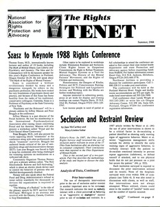 Thumbnail of The  Rights Tenet 1988 Summer