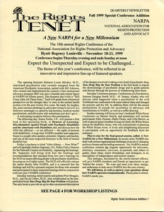 Thumbnail of The  Rights Tenet 1999 Fall