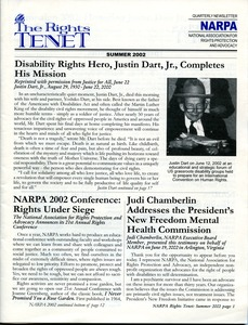 Thumbnail of The  Rights Tenet 2002 Summer