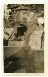 Thumbnail of Tank (Renault FT-17) with hatch open