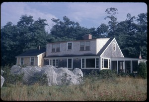 Thumbnail of The  Camp: replacement for the old Frost Camp, Franklin St., Duxbury, Mass.