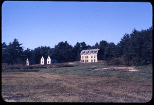 Thumbnail of The  shanties and Sam's house, Duxbury Cranberry Company