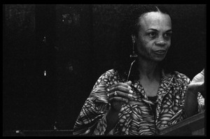 Thumbnail of Sonia Sanchez: reading her poetry