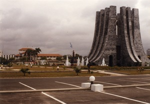 Thumbnail of Monument to Kwame Nkrumah