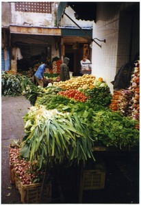 Thumbnail of Vegetable market in Medina of Tunis