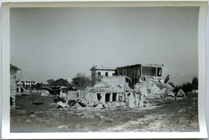 Thumbnail of Bombing ruins, Thái Bình City