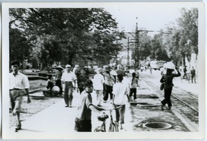 Thumbnail of Street scene, central Hanoi