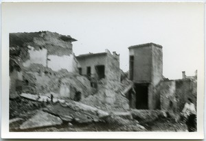 Thumbnail of Bombing ruins in Thái Bình City
