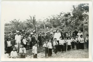 Thumbnail of School assembly, Thái Bình province