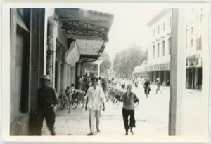 Thumbnail of Street scene, French Quarter
