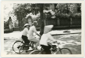 Thumbnail of Cyclists, French Quarter