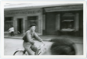 Thumbnail of Cyclist, Old Quarter