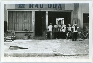 Thumbnail of Shoppers in Old Quarter