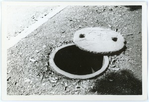 Thumbnail of Solo concrete bomb shelter