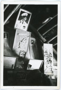 Thumbnail of Family shrine to son lost in war