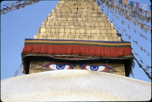 Thumbnail of Eyes of the Boudhanath Stupa