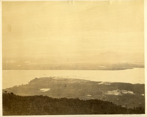 Thumbnail of Opening & Port of Province Wellesley From the Gt. Hill, Penang