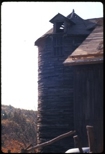 Thumbnail of Silo and barn, Montague Farm Commune