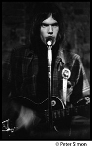 Thumbnail of Neil Young in performance