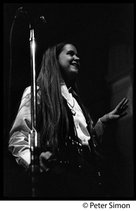 Thumbnail of Tracy Nelson (Mother Earth) on stage at the Boston Tea Party