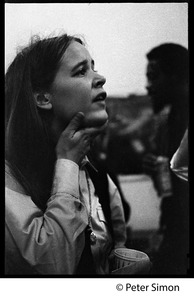 Thumbnail of Tracy Nelson (Mother Earth), back stage at the Boston Tea Party