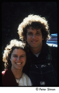 Thumbnail of Peter Simon and Cathy Brown, Tree Frog Farm commune