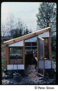 Thumbnail of Greenhouse at the commune, Tree Frog Farm Commune