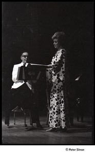 Thumbnail of Joanna Simon performing with Benny Goodman