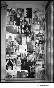 Thumbnail of Collage of Peter Simon photos labeled 'Pisspot's Pastiche'