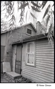 Thumbnail of Door of the house, Packer Corners Commune