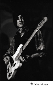 Thumbnail of Ron Wood (bass) Jeff Beck group performing at the Boston Tea Party