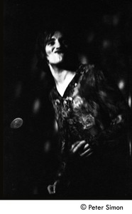 Thumbnail of Rod Stewart (vocals) Jeff Beck group performing at the Boston Tea Party
