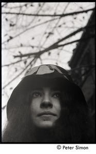 Thumbnail of Sarah: close-up portrait, Beacon Hill