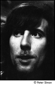 Thumbnail of Graham Nash: close-up portrait
