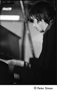 Thumbnail of Jeff Beck Group performing at the Boston Tea Party: Nicky Hopkins (piano)