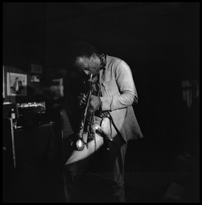 Thumbnail of Miles Davis performing at Lennie's On the Turnpike
