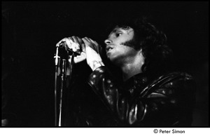 Thumbnail of The Doors at the Crosstown Bus: Jim Morrison