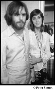 Thumbnail of Bob Weir with unidentified woman