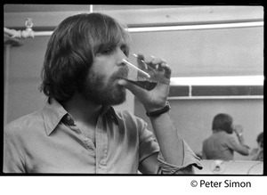 Thumbnail of Bob Weir taking a drink from a cup