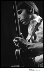 Thumbnail of Bob Weir (Grateful Dead), playing guitar