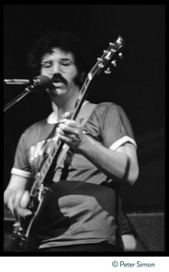 Thumbnail of Jerry Garcia (Grateful Dead) playing guitar in concert at the Ark