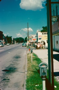 Thumbnail of Civil rights march in downtown Cairo, Illinois