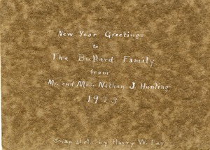 Thumbnail of New Years Greetings